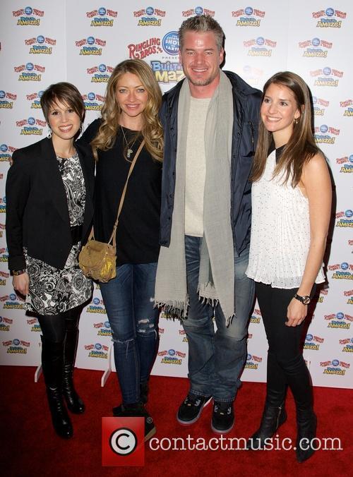 Nicole Feld, Alana Feld, Eric Dane and Rebecca Gayheart 4