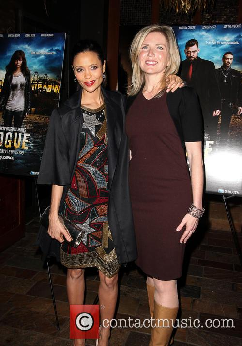 Thandie Newton and Guest 4