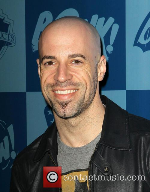 Chris Daughtry 4