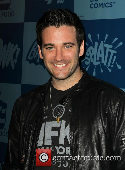 Batman and Colin Donnell 1