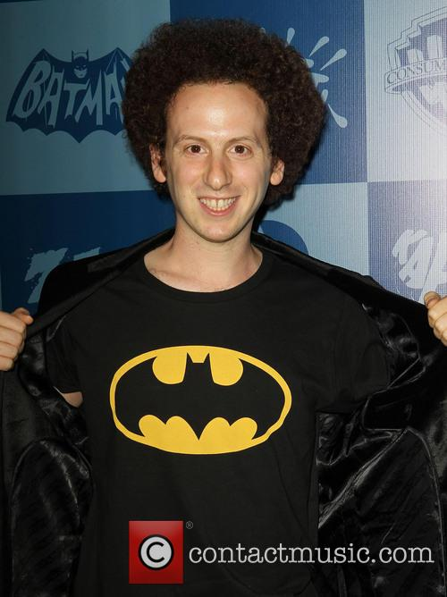 Batman and Josh Sussman 2