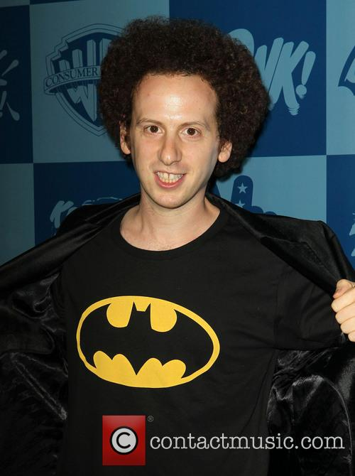 Batman and Josh Sussman 5
