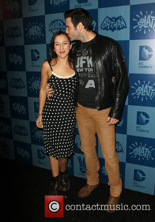 Zelda Williams and Colin Donnell 6