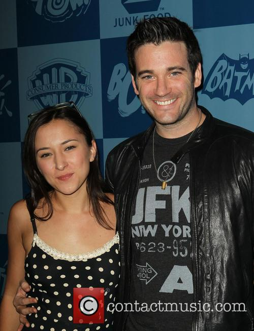 Zelda Williams and Colin Donnell 7