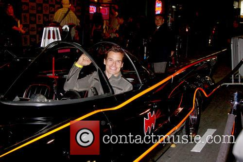 antonio sabato jr in the batmobile the 3570102