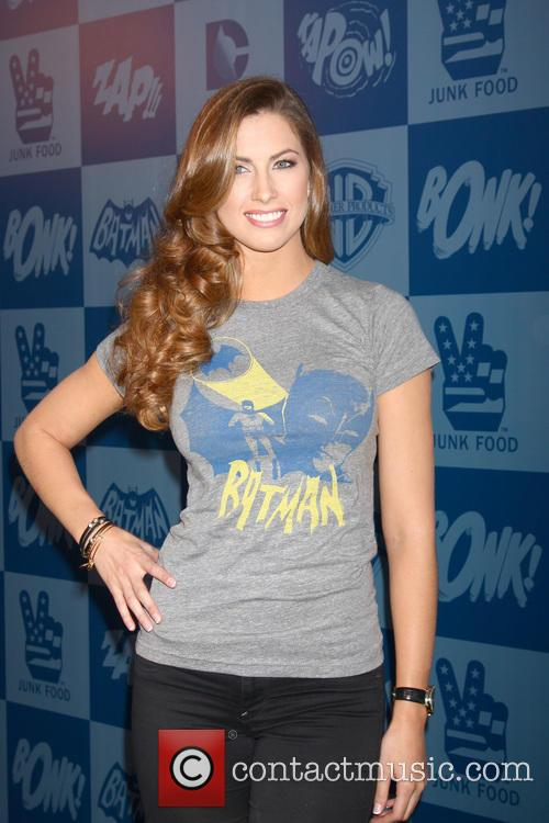 Batman and Katherine Webb 3