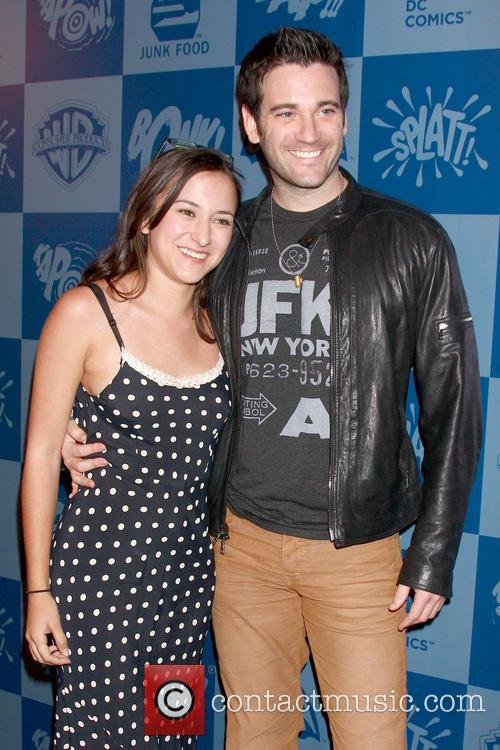 Zelda Williams and Colin Donnell 2