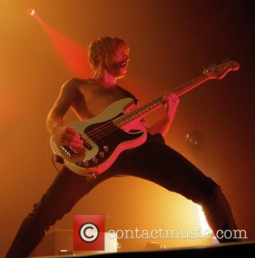 Biffy Clyro and James Johnston 4