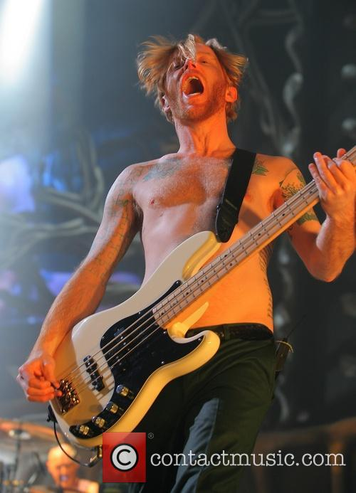 Biffy Clyro and James Johnston 5