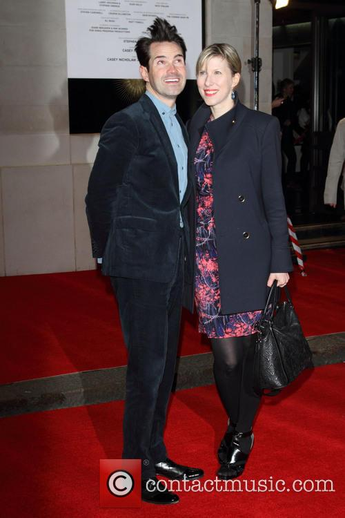 Jimmy Carr and Karoline Copping 5