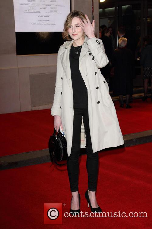 laura carmichael the book of mormon opening 3569238