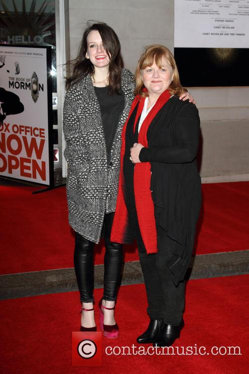 Sophie Mcshera and Lesley Nichol 2