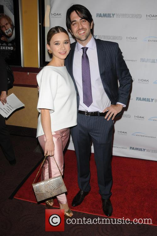 Adam Saunders and Olesya Rulin 3