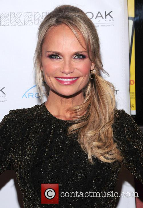 kristin chenoweth family weekend special screening 3569740
