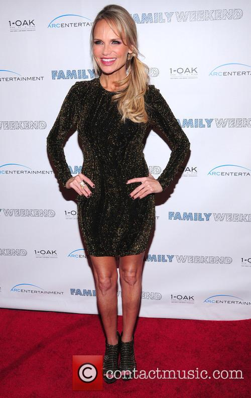 kristin chenoweth family weekend special screening 3569752