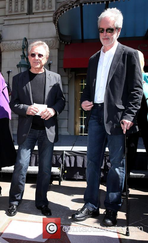 Las Vegas, Frankie Valli and Bob Gaudio 1