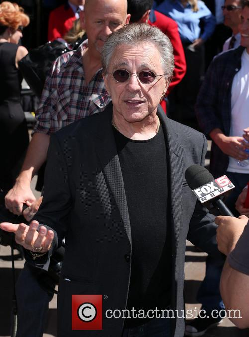 Las Vegas and Frankie Valli 7