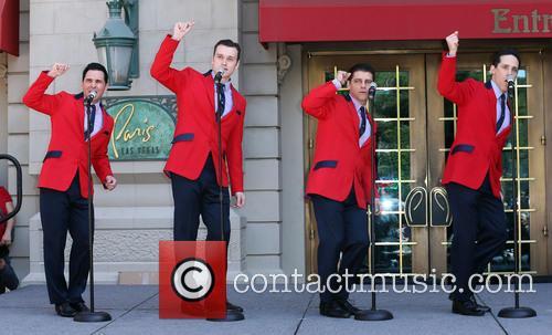 Las Vegas and Jersey Boys 3