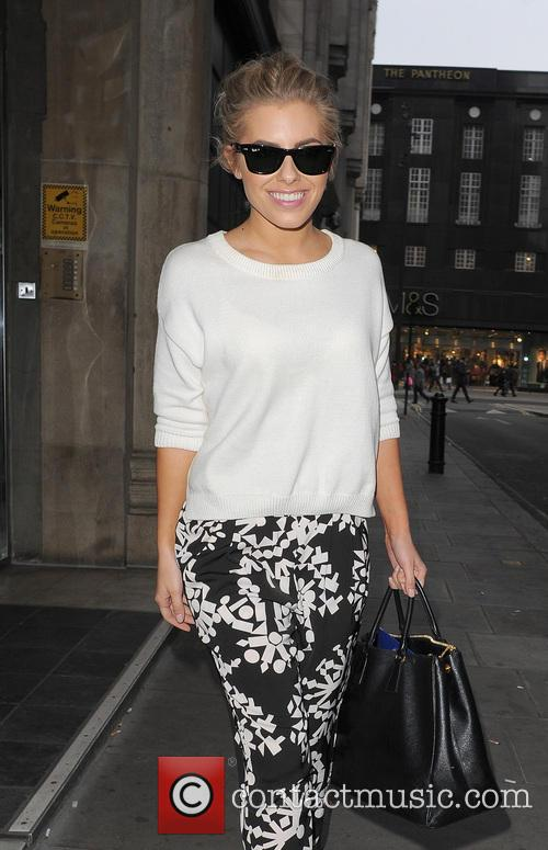 The Saturdays and Fm Studios 8