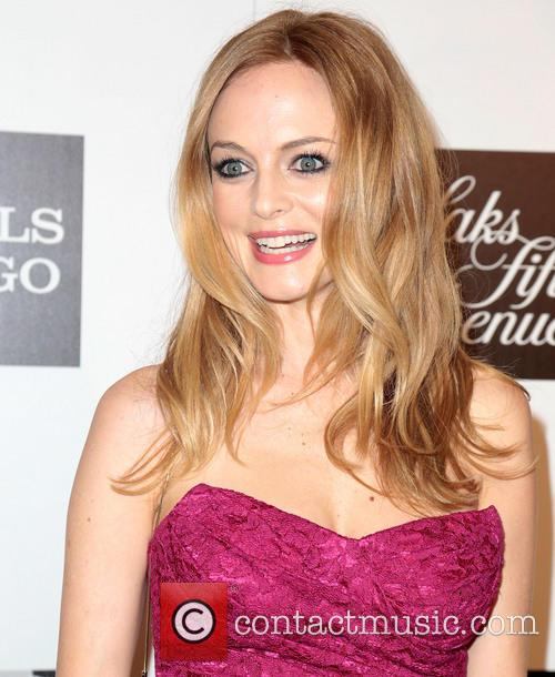 heather graham an evening benefiting the la 3569937