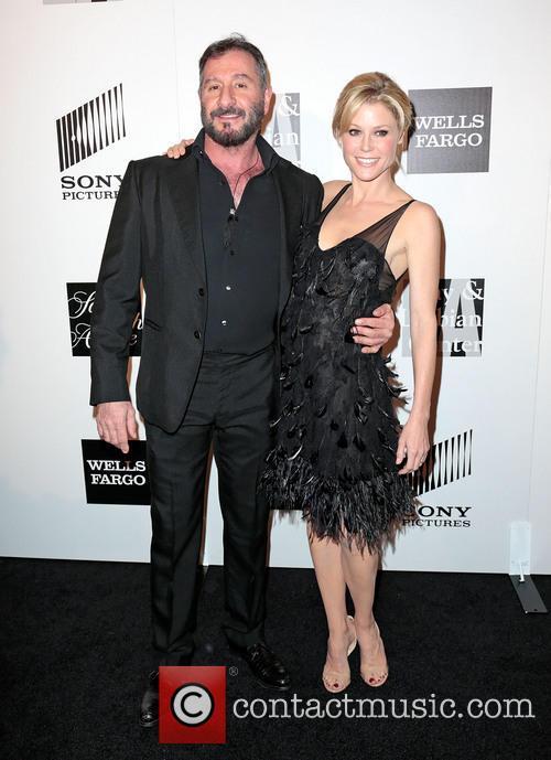Ralph Rucci and Julie Bowen 5