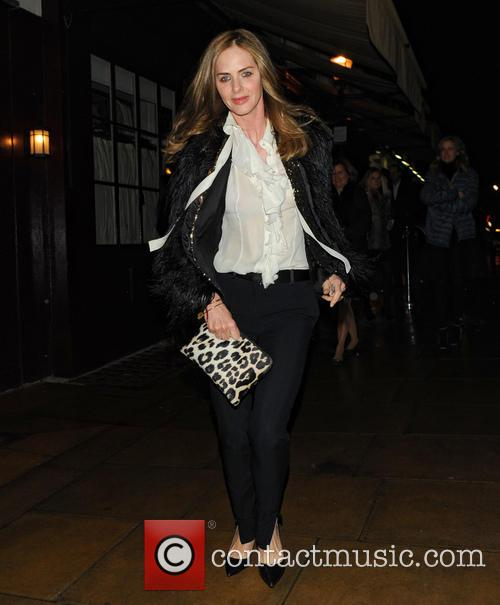 Trinny Woodall At Loulou's