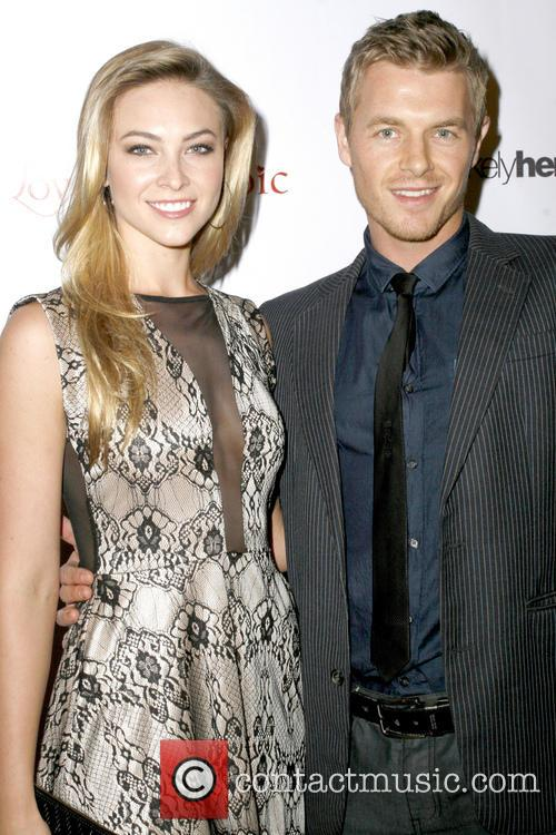 Hope and Rick Cosnett 1