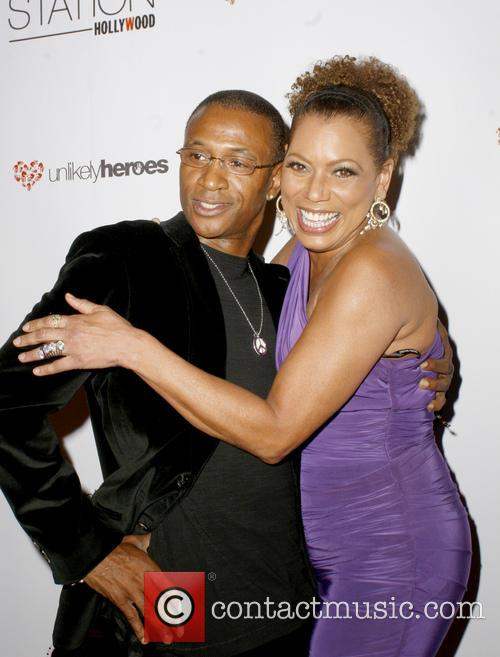 Tommy Davidson and Rolonda Watts 3