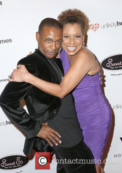 Tommy Davidson and Rolanda Watts 7
