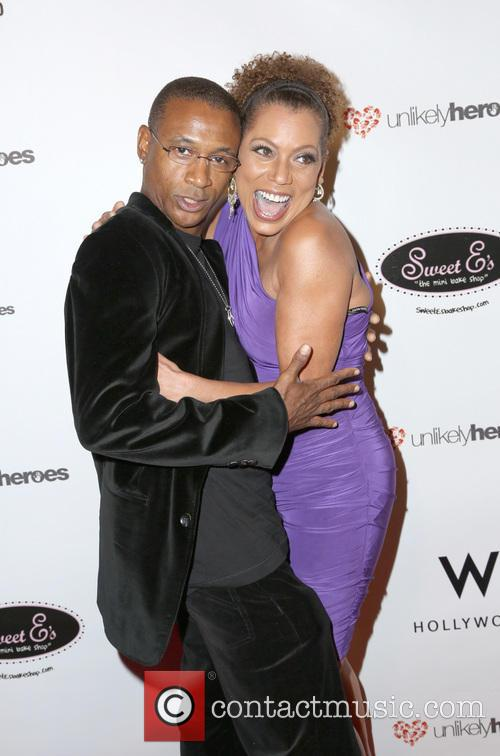 Tommy Davidson and Rolanda Watts 8