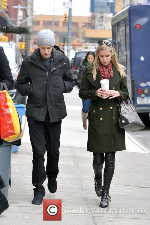 Nicky Hilton and James Rothschild 5