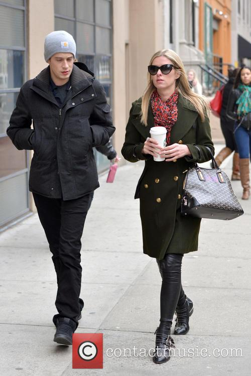 Nicky Hilton and James Rothschild 6