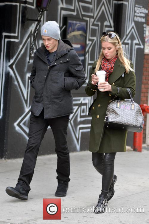 Nicky Hilton and James Rothschild 1