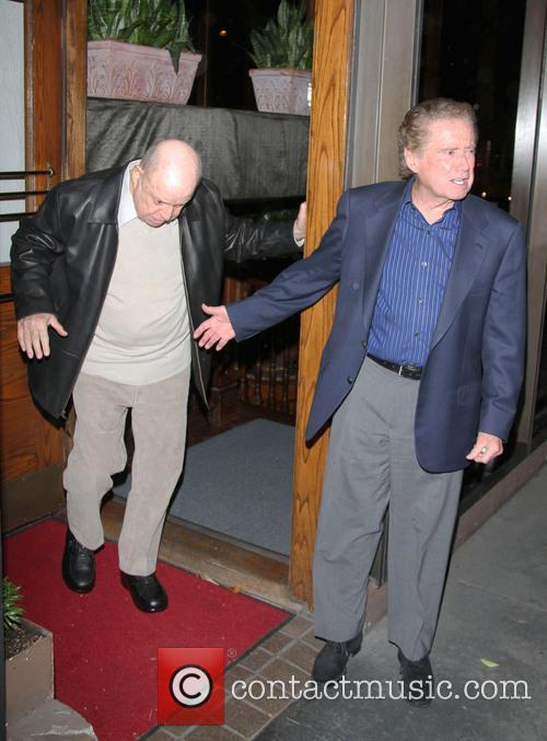 Regis Philbin and Don Rickles 5
