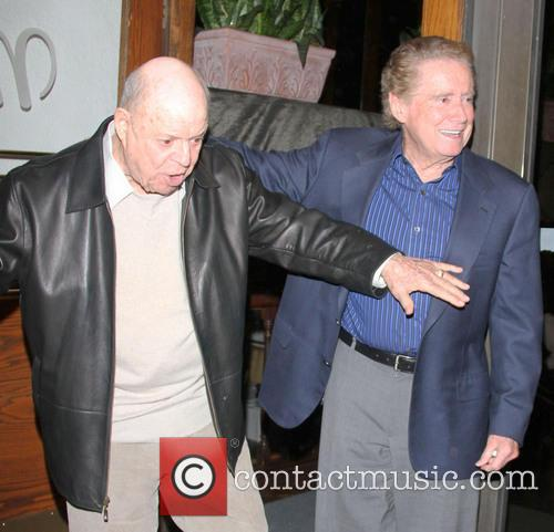 Regis Philbin and Don Rickles 6