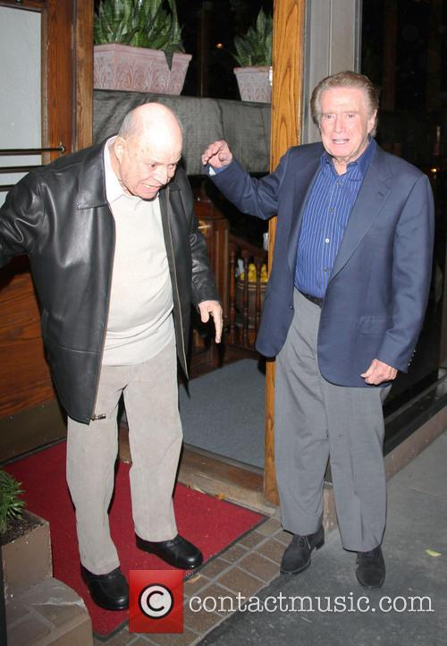 Regis Philbin and Don Rickles 7