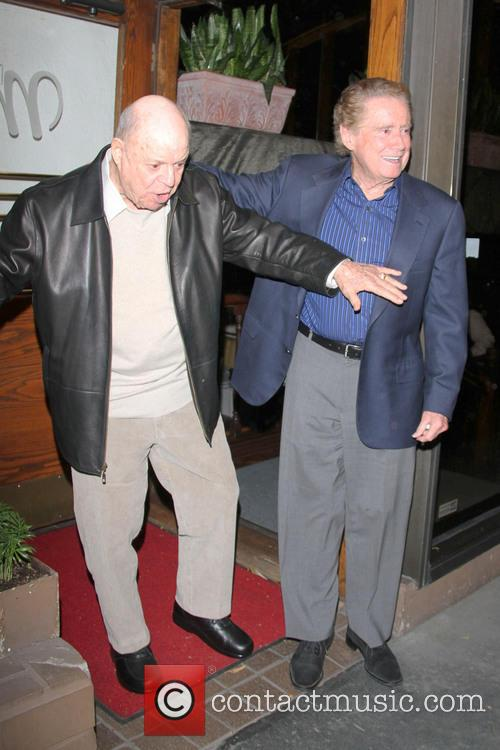 Regis Philbin and Don Rickles 8