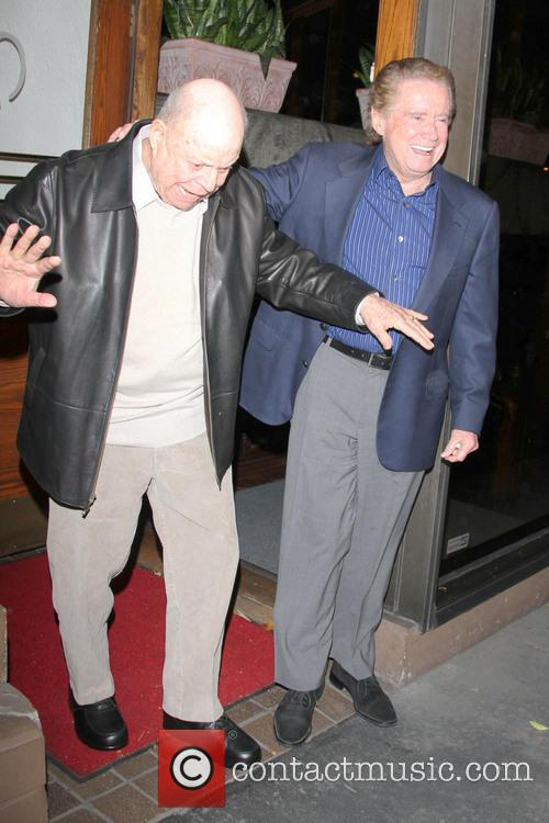 Regis Philbin and Don Rickles 9