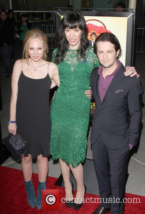 Juno Temple, Michael Angarano and Ramaa Mosley 6