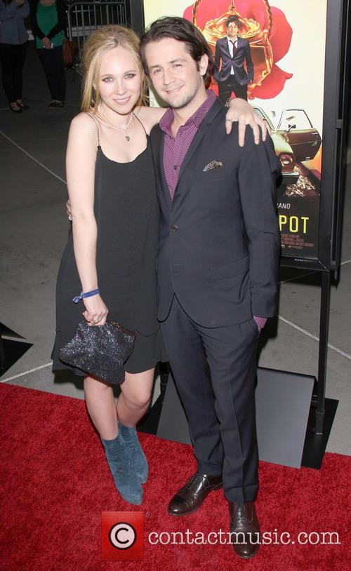 Michael Angarano and Juno Temple 2