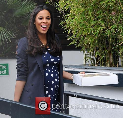 Rochelle Humes and Studios 4