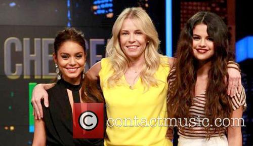 Vanessa Hudgens, Chelsea Handler and Selena Gomez 1