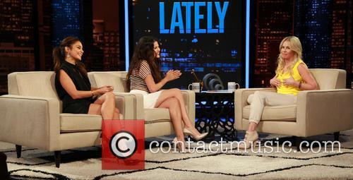 Vanessa Hudgens, Selena Gomez and Chelsea Handler 2