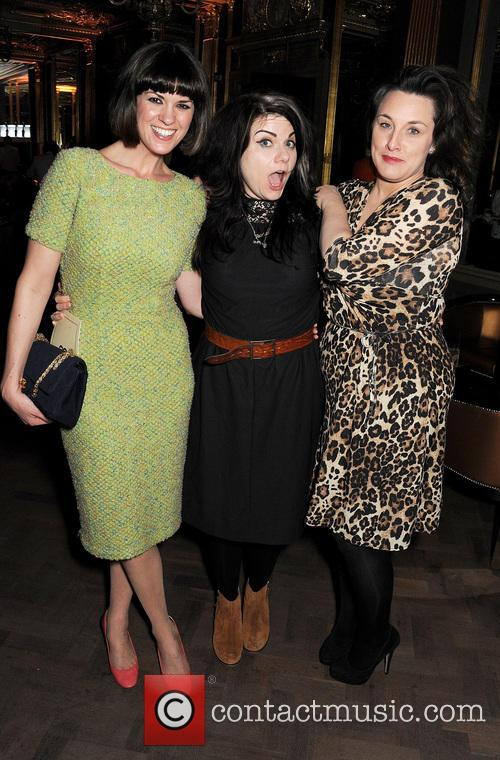 Dawn Porter, Caitlin Moran and Grace Dent 5