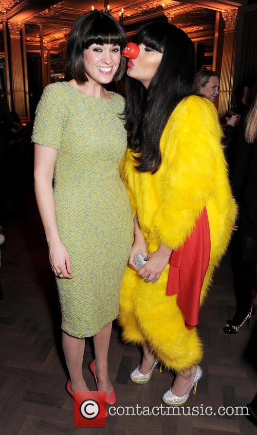 Dawn Porter and Jameela Jamil 4
