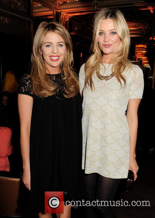 Lydia Bright and Laura Whitmore 5