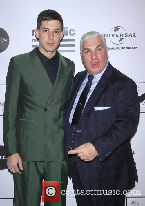 Mark Ronson and Mitch Winehouse 2