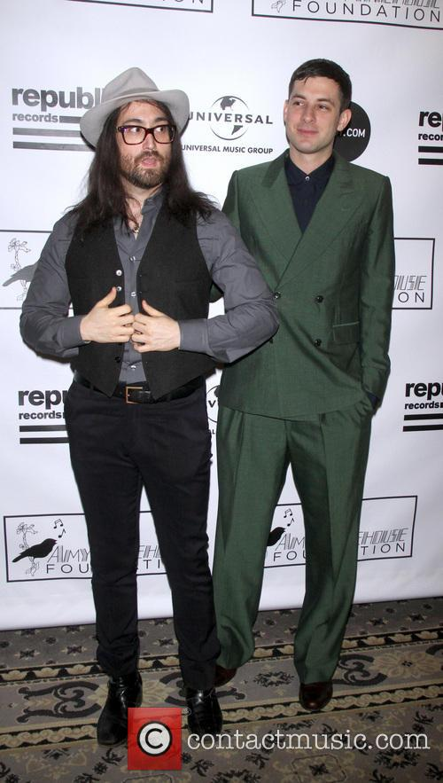 Mark Ronson and Sean Lennon 4