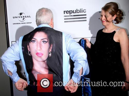 Mitch Winehouse and Jane Winehouse 7