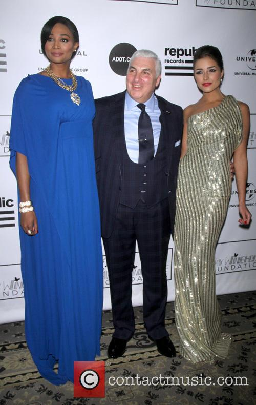 Nana Meriwether, Mitch Winehouse and Olivia Culpo 3